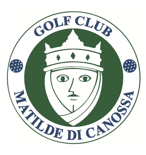 logo Golf Club Matilde di Canossa