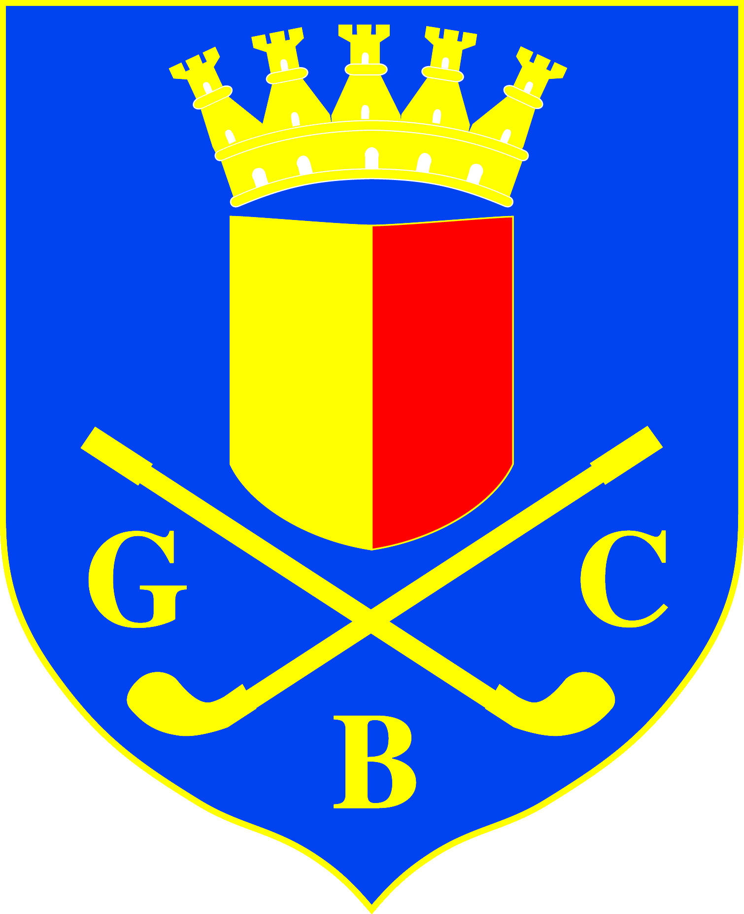 logo Golf Club Bergamo