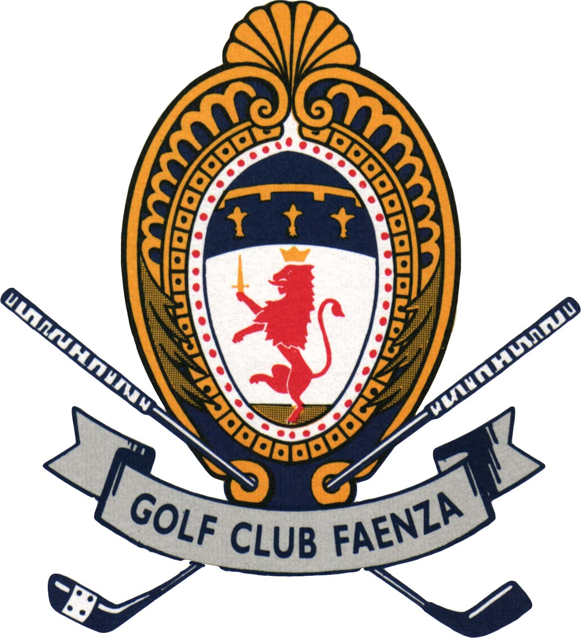 logo Golf Club Faenza