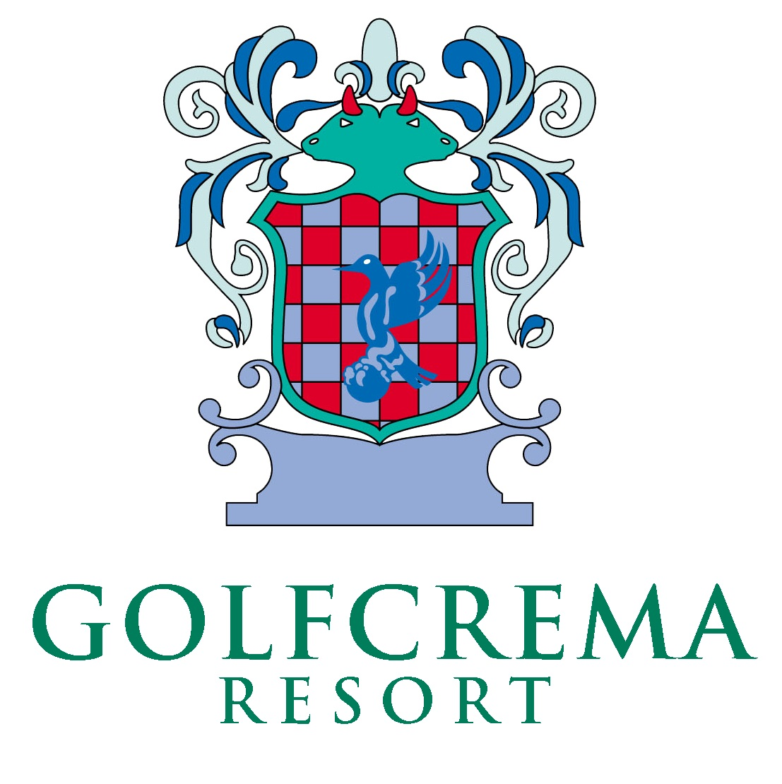 logo Golf Club Crema