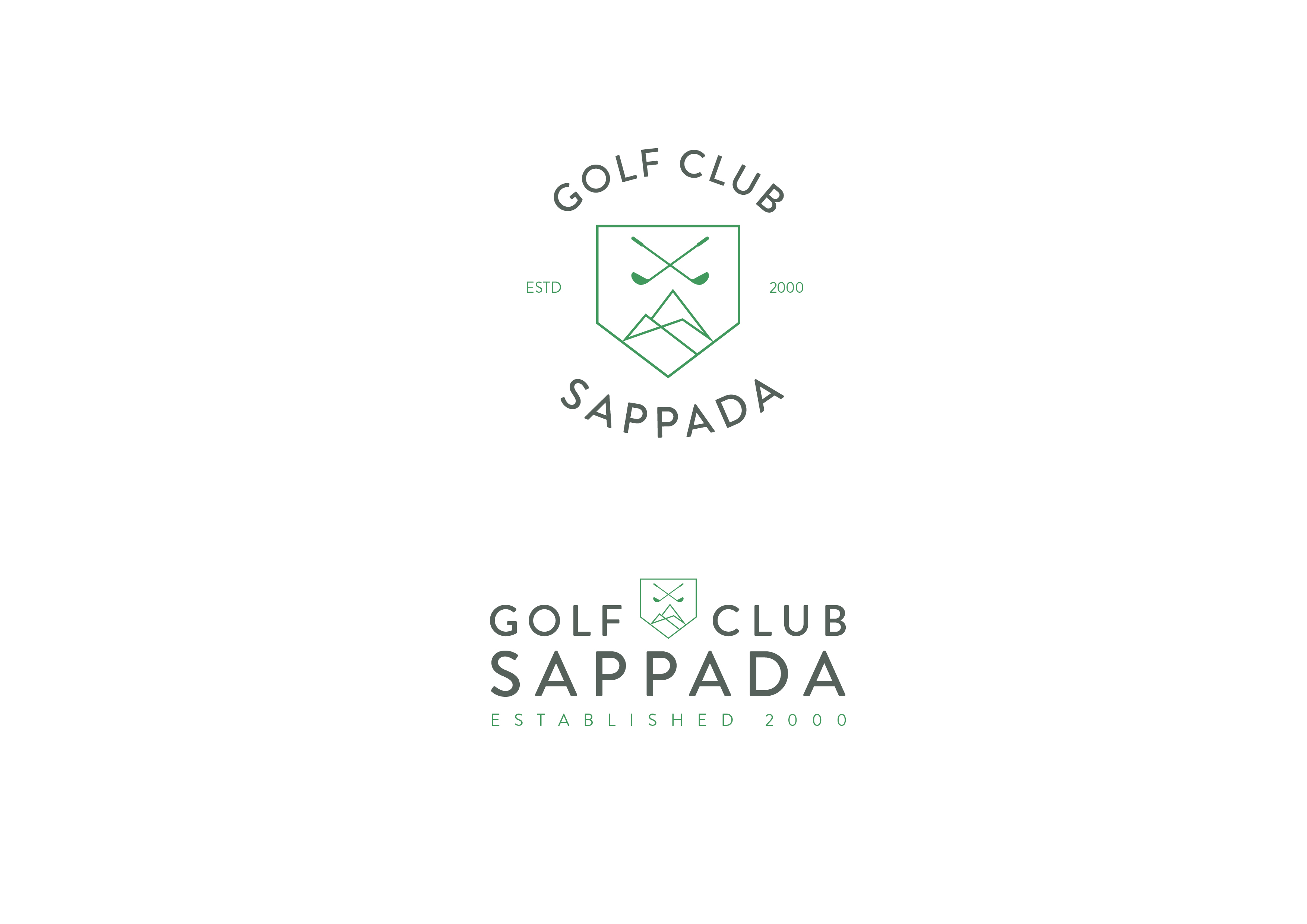 logo Golf Club Sappada