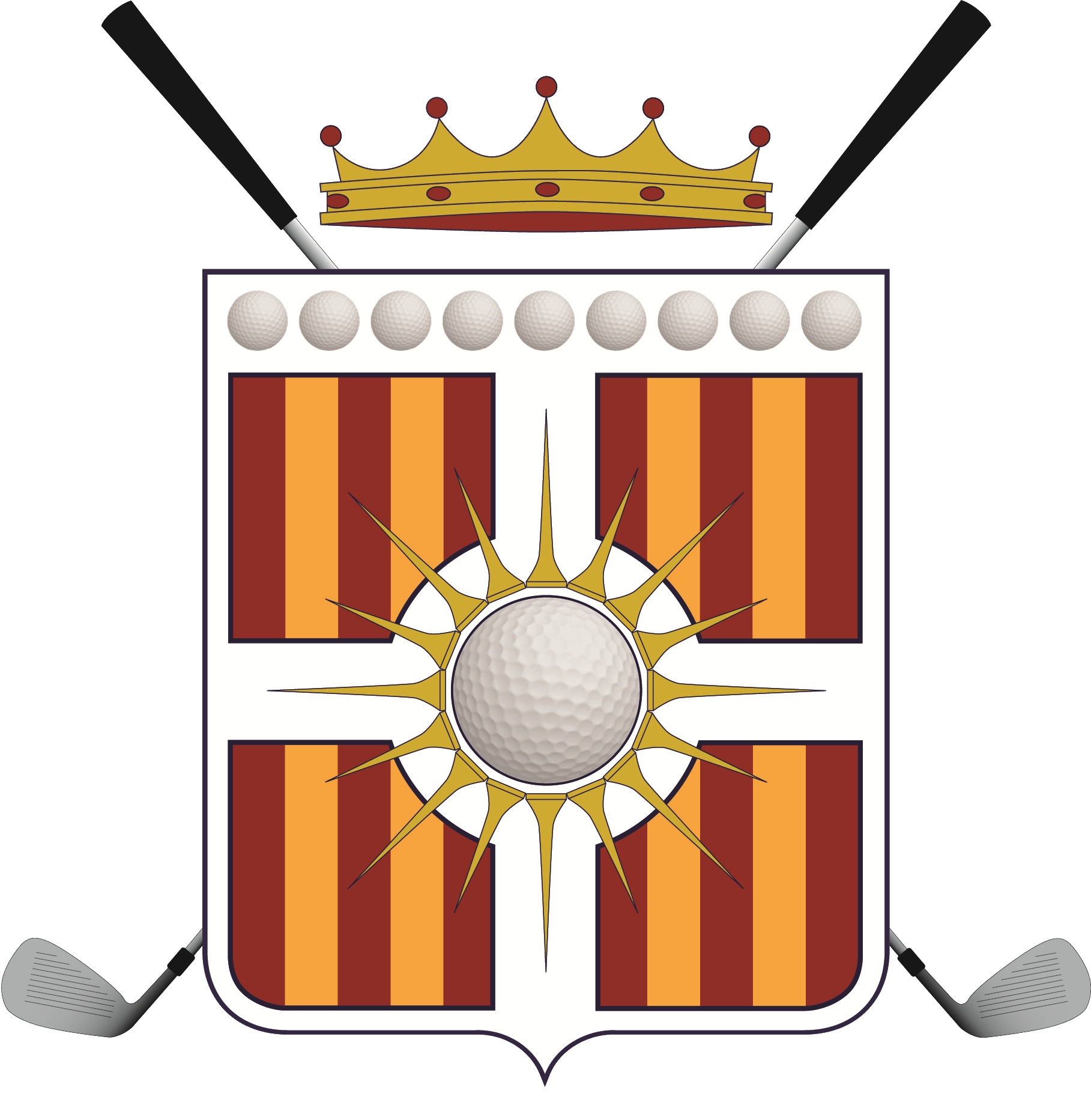 logo Acquapendente Golf Club