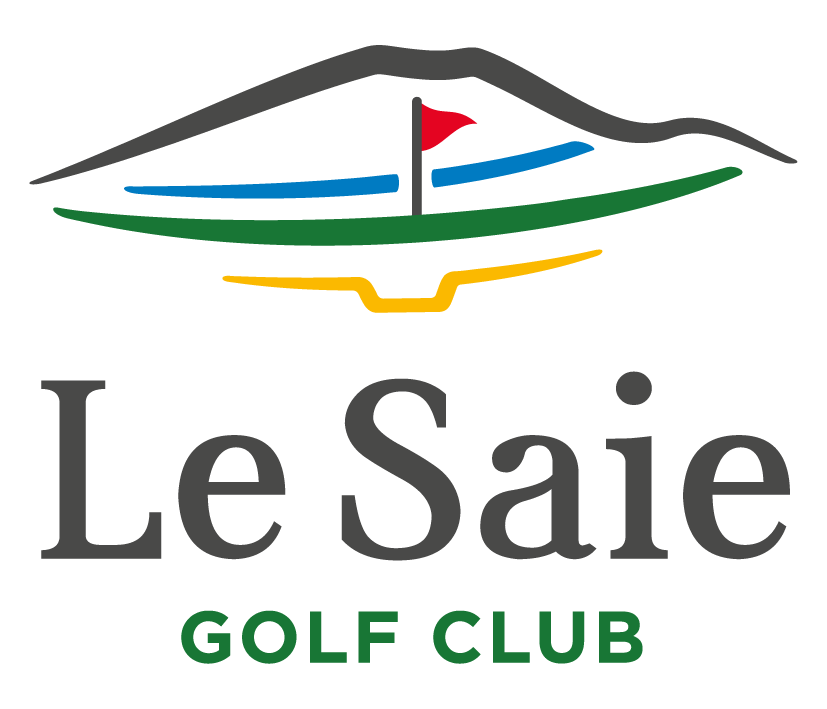 logo Golf Club Le Saie GC