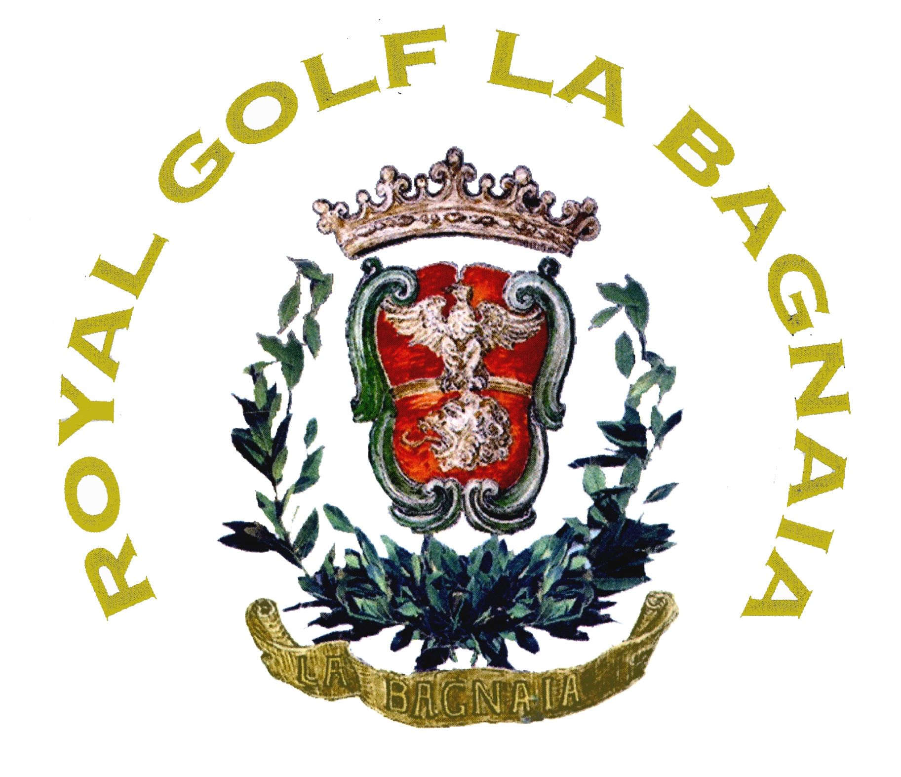 logo Golf Club La Bagnaia